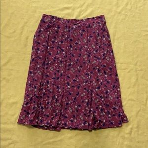 LulaRoe Madison Pocket Skirt
